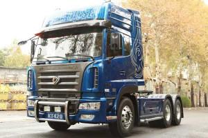 کامیون کشنده کاوه KT420 6X4